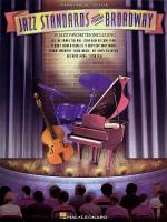Jazz Standards From Broadway Sheet Music
