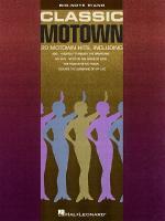 Classic Motown Sheet Music