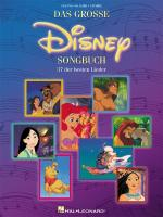Das Grosse Disney Songbuch Sheet Music
