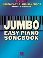 Jumbo Easy Piano Songbook 200 Songs For All Occasions Sheet Music