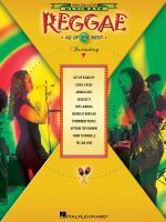 Ultimate Reggae Sheet Music