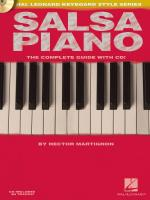 Salsa Piano - The Complete Guide With Cd! Hal Leonard Keyboard Style Series Sheet Music
