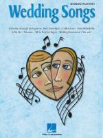 Wedding Songs Sheet Music