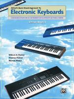Alfred's Basic Chord Approach to Electronic Keyboards: Lesson Book 3 Sheet Music