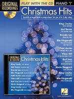 Christmas Hits Play With The CD Series Piano Volume 1 Sheet Music