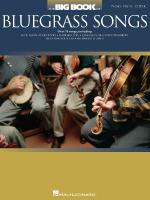 The Big Book Of Bluegrass Songs Sheet Music