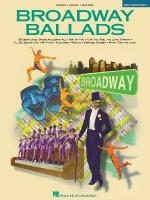 Broadway Ballads - 2nd Edition Sheet Music