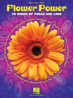 Flower Power 70 Songs Of Peace And Love Sheet Music