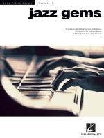Jazz Gems Jazz Piano Solos Series Volume 13 Sheet Music