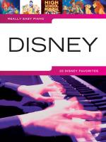 Really Easy Piano - Disney Sheet Music