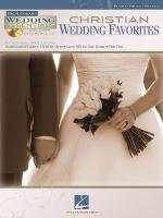Christian Wedding Favorites Wedding Essentials Series Sheet Music