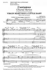 Virgin Mary Had A Little Baby - SSAA Choir And Piano PIANO REDUCTION/VOCAL SCORE Sheet Music