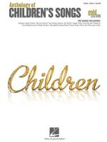 Anthology Of Children's Songs - Gold Edition Sheet Music