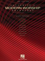 Integrity's Modern Worship Anthology Sheet Music