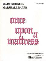 Once Upon A Mattress Sheet Music