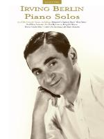 Irving Berlin Piano Solos - 2nd Edition Sheet Music