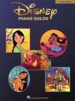 Disney Piano Solos Sheet Music