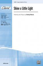 Shine a Little Light Sheet Music - Choral Octavo Sheet Music