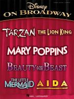 Disney On Broadway Sheet Music