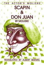 Scapin & Don Juan The Actor's Moli Sheet Music