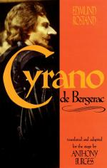 Cyrano De Bergerac By Edmund Rostand Translated By Anthony Burgess Sheet Music