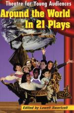 Around The World In 21 Plays Theatre For Young Audiences Sheet Music