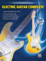 Ultimate Beginner Series: Electric Guitar Complete - Book & DVD (Hard Case) Sheet Music