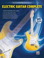 Ultimate Beginner Series: Electric Guitar Complete - Book & DVD (Sleeve) Sheet Music