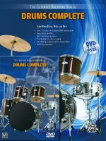 Ultimate Beginner Series: Drums Complete - Book & DVD (Hard Case) Sheet Music