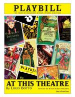 At This Theatre 100 Years Of Broadway Shows, Stories And Stars Sheet Music