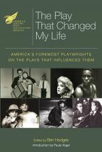 The American Theatre Wing Presents: The Play That Changed My Life America's Foremost Playwrights On  Sheet Music