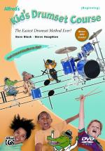 Alfred's Kid's Drumset Course (The Easiest Drumset Method Ever!) - DVD Sheet Music
