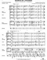 Hooked on Christmas (Based on O Christmas Tree / O Tannenbaum) - Conductor Score Sheet Music