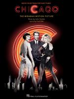 Chicago Movie Selections For Easy Piano Sheet Music