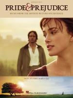 Pride & Prejudice Music From The Motion Picture Soundtrack Sheet Music
