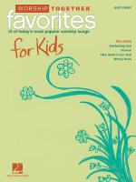 Worship Together Favorites For Kids Sheet Music