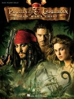 Pirates Of The Caribbean - Dead Man's Chest Easy Piano Solo Sheet Music