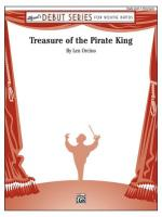 Treasure of the Pirate King - Conductor Score Sheet Music
