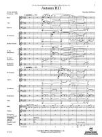 Autumn Hill - Conductor Score & Parts Sheet Music