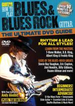 Guitar World: How to Play Blues & Blues Rock Guitar (The Ultimate DVD Guide) Sheet Music