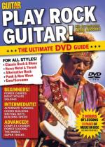 Guitar World: Play Rock Guitar! (The Ultimate DVD Guide) Sheet Music