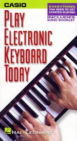 Play Electronic Keyboard Today Sheet Music