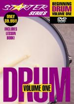 Beginning Drums-volume One Starter Series DVD Sheet Music