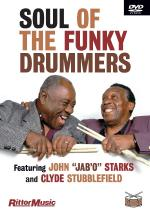 Clyde Stubblefield & John Jab'o Starks - Soul Of The Funky Drummers DVD Sheet Music