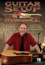 Guitar Setup & Maintenance Covering Electric & Acoustic Sheet Music