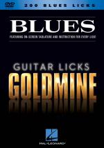 200 Blues Licks Guitar Licks Goldmine Sheet Music