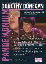 Dorothy Donegan - Pandemonium Visions Of Jazz Series Sheet Music