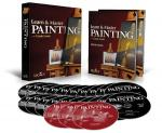 Learn & Master Painting - Homeschool Edition Book/3-CD/20-DVD Pack Sheet Music