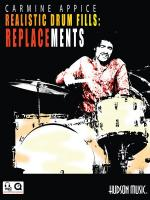 Carmine Appice - Realistic Drum Fills: Replacements Sheet Music