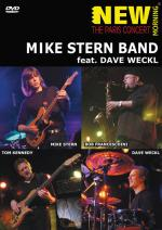 Mike Stern Band Featuring Dave Weckl New Morning: The Paris Concert Sheet Music